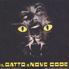 Ennio morricone vergogna-est il gatto a nove code Black (LP - 2014-EU-original)
