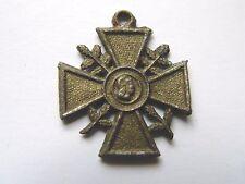 """MEDAILLE """"FANTOCHE"""" / CROIX DE GUERRE 1914-1915 / INSIGNE DE JOURNEE"""