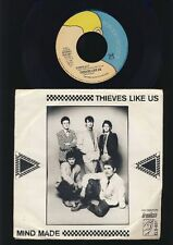 Thieves Like Us - Mind Made - Strike Out - 7 Inch Vinyl Single HOLLAND