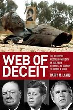 Web of Deceit: The History of Western Complicity in Iraq, from Churchi-ExLibrary