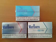 Marlboro HeatSticks for iQOS (Blue OR Silver OR Mint) - 1 pack or more