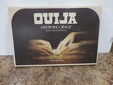 Original Ouija Board  Parker brothers in  box 1972 Game William Fudd Witchcraft