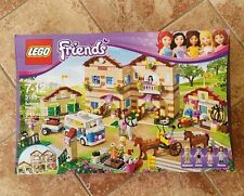 Lego 3185 Friends Summer Riding Camp