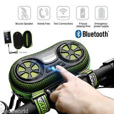 Bicycle Outdoor Bluetooth Speaker Wireless Speaker Hands-Free for Ipod iphone US