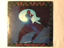 "NEIL YOUNG Little thing called love 7"" ITALY COME NUOVO LIKE NEW!!!"
