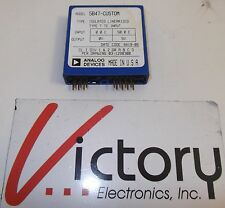 LOT of 10 Analog Devices 5B47 Custom Isolated Linearized Type T TC Input