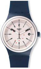 SWATCH SISTEM NAVY Unisex Watch SUTN400