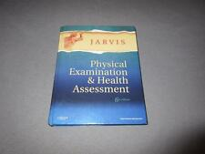 Physical Examination & Health Assessment 6th Edition Carolyn Jarvis Hard Cover*