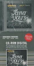 Gateway Worship Resource Set - Forever Yours (CD-Rom Songbook + Split Track CD