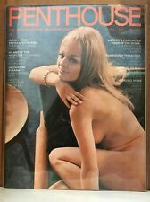 Penthouse Magazine April 1971, Pet of the Month Jacquie Simmons-Jude!