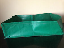 HDPE Grow Bag 1 foot * 2 foot  * 8 inch  for Terrace/Kitchen Garden - 5 no
