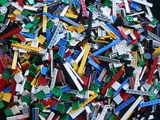 Lego 300 Fliesen Kacheln gemischt Rot Blau Gelb Weiß Schwarz 1x4 1x2 2x2 1x6