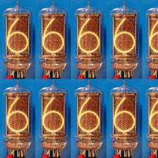 Z5660m Nixie tubo tubos nos Tube tubes F. reloj Clock New matched tested z566m
