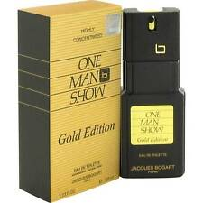 Jacques Bogart One Man Show Gold Edition 100ml EDT Eau de Toilette