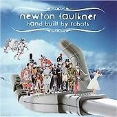NEWTON FAULKNER - Hand Built By Robots - CD - excellent condition