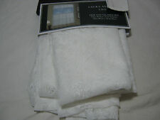 New 3 PC Laura Ashley Lace Tier 56x12 and Valance 2(28x36) Set - Off- White NIP