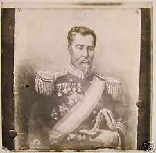 Glass Magic lantern slide RUSSO JAPANESE WAR - ADMIRAL TOGO JAPAN