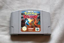 Pokemon Stadium Nintendo 64 RARE TESTED PAL UK N64 Cartridge Only Excellent Cond