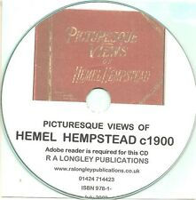 Picturesque Views of Hemel Hempstead c1900