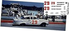 CD_1780 #29 Tiger Tom Pistone  1957 Chevy 1:18 scale decals