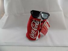 NEW COCA-COLA SINGING & DANCING COKE CAN PLUSH DOLL VIDEO IN DESCRIPTION ST19