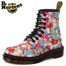 DOC DR MARTENS SANRIO HELLO KITTY BOOTS RARE 2010 LIMITED EDITION NEW 6UK US:W8