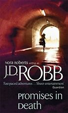 NORA ROBERTS as J D ROBB____ PROMISES IN DEATH ___ __