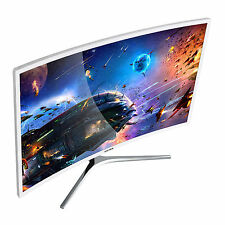 "Viotek NB32C 32"" Full HD 1080p Curved LED Monitor VGA DVI HDMI Speakers"