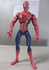 "SPIDER-MAN 5"" Articulated Action Figure Toy 2006 Marvel Movie AMAZING SUPER HERO"