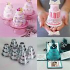 3 Tier Cupcake Mini Cake Cookie Pastry Pudding Chocolate Mould Baking Pan Tin