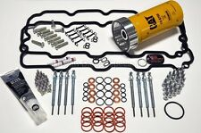 2001-2004 LB7 Duramax 6.6 Fuel Injector Ultimate Install Kit 2500HD Chevy GMC GM