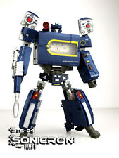Transformers BestToys BTS-04 Sonicron Third Party Soundwave Figure - US Seller!