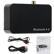 3.5mm Jack Wireless Bluetooth Receiver Transmitter Audio Adapter aptX Codec A2DP