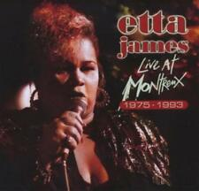 James,Etta - Live at Montreux 1975-1993 (OVP)