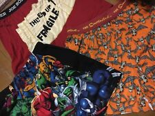 3 x Men's Boxer Shorts / Cartoon
