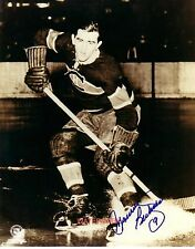 ** MAURICE RICHARD ** Montreal Canadiens  Autographed 8x10 Photo (RP)