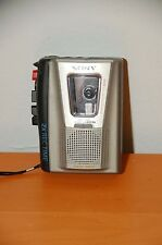Sony TCM 20DV Cassette Tape Voice VOR Recorder - Broken Parts Repair