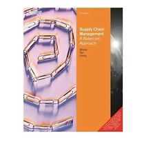 Principles of Supply Chain Management : A Balanced Approach by G. Keong Leong...