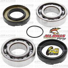 All Balls Crank Shaft Mains Bearings & Seals KYZ For Yamaha YZ 250 1981 81
