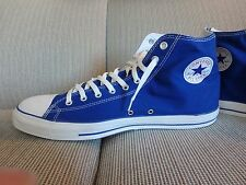 Converse All Star Size 18 **Rare** Royal Blue New without Box Last One