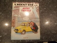 belle reedition l'agent 212 agent trouble