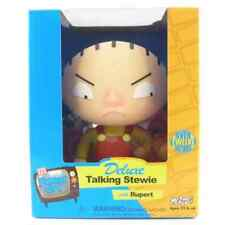 "MEZCO FAMILY GUY GIANT DELUXE TALKING STEWIE & RUPERT 12"" 31CM TALL BRAND NEW"