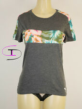 NWT Victoria's Secret PINK GRAPHIC SHIRT  SHORT SLEEVE M    E290+
