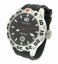 Nautica Men's N14600G BFD 100 Date Black Watch