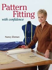 Pattern Fitting with Confidence by Nancy Zieman (2008, Paperback)