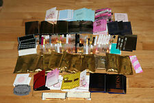 HUGE LOT OF 349 PERFUME SAMPLES SEPHORA