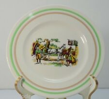 Portland Pottery Regal Works Cobridge Made in England  7' INCH Plate