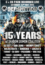 Definition Presents - 15 Years Of Shadow Demon Coalition