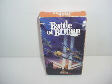 Battle Of Britain VHS Video Tape Movie Michael Caine Laurence Olivier