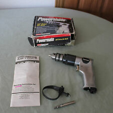 "Coleman Powermate 3/8"" Air Drill 024-0076SP"